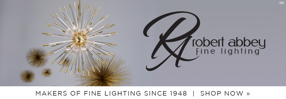 Robert Abbey | Makers of fine lighting since 1948 | Shop Now