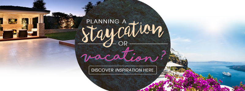 Summer Plans? | Get inspiration for a Staycation or Vacation from LNY