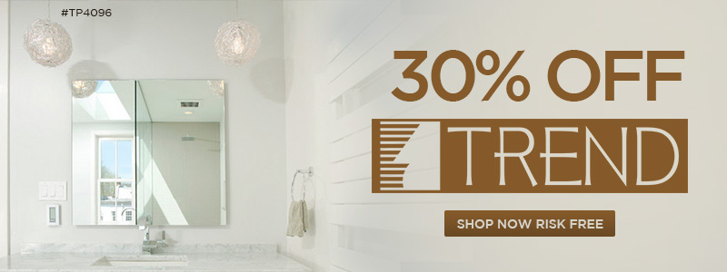 TREND LIGHTING | 30% off the ENTIRE line!