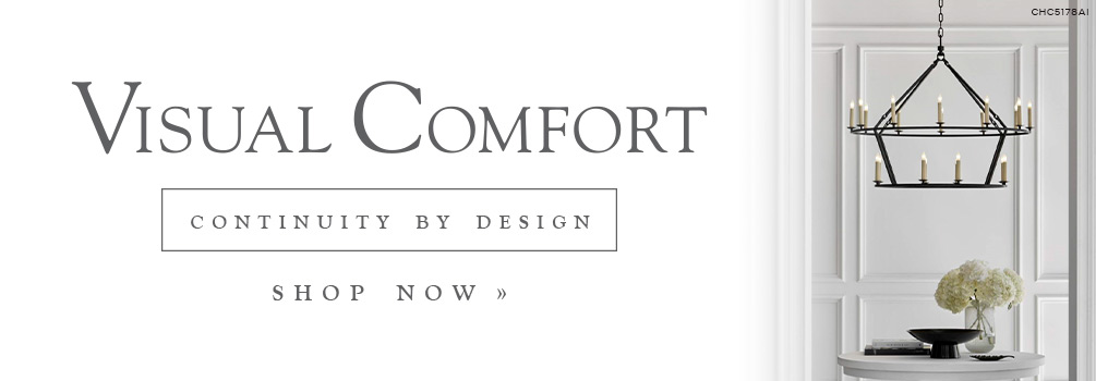 Visual Comfort | Continuity by Design | Shop Now