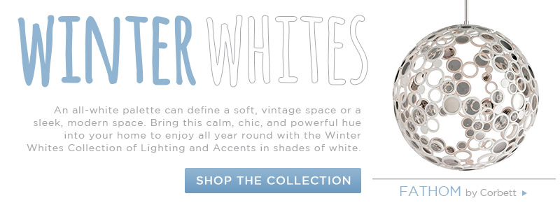Shop the Winter Whites Collection!