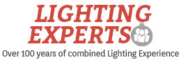 HOME OF THE LIGHTING EXPERTS! Over 100 Years of Combined Lighting Experience!