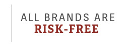 All brands are now Risk-Free at Lighting New York!