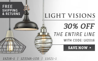 Light Visions | 30% Off the Entire Line