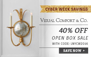 Visual Comfort & Co. | Cyber Week Sale | 40% Off Open Box