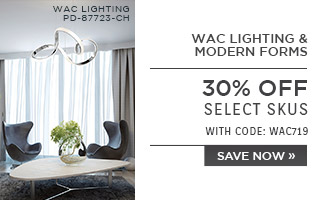 WAC Lighting | 30% Off Vornado Pendants | With Code: WAC719 | Save Now