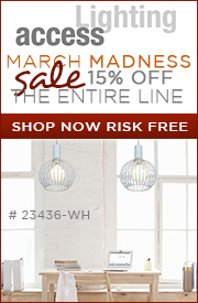 ACCESS March Madness Sale... 15% Off the Entire Line!