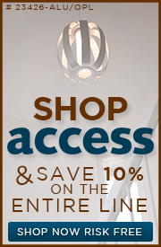 Save 10% on the entire ACCESS line!