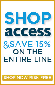 Access l 15% off the entire line