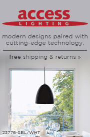 Access Lighting | Modern designs paired with cutting-edge technology. Free shipping & returns