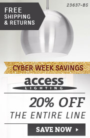 Access Lighting | 20% Off Entire Line