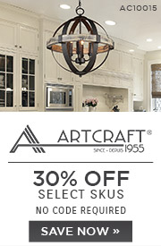 Artcraft | 30% OFF Select Skus | no code required