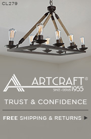 Artcraft | Trust & Confidence | Free Shipping & Returns