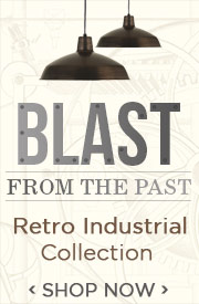 Shop the RETRO INDUSTRIAL COLLECTION!