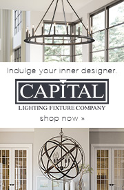 Indulge your inner Designer | Capital Lighting Fixture Company | shop now