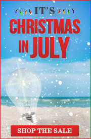 Shop the CHRISTMAS in JULY EVENT!