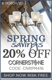 Spring Savings | 20% Cornerstone Collection