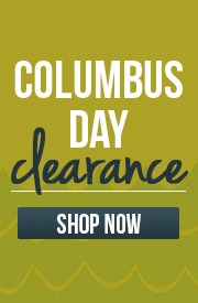 Shop LNY's Columbus Day Clearance Event!