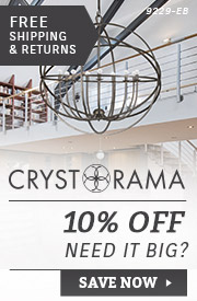 Crystorama | 10% Off Need It Big?