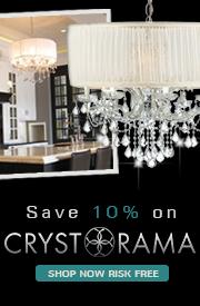 Save 10% on CRYSTORAMA!
