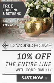 Dimond Home | 10% Off the Entire Line
