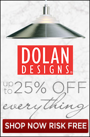 Dolan Designs l up to 25% off the Entire Line