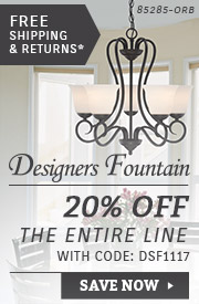 Designers Fountain | 20% OFF Entire Line