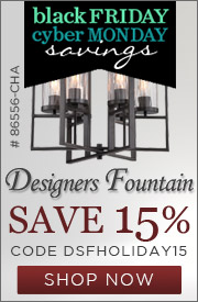 Designers Fountain l 15% the entire line