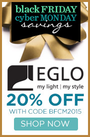 Eglo l 20% Off the Entire Line