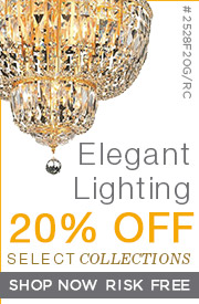 Elegant | 20% Off Select Skus