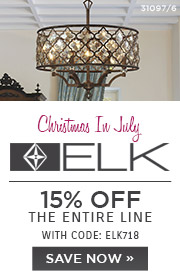 ELK Lighting | Light The Way Home | 15% OFF The Entire Line | with code: ELK718