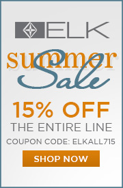 Save 15% on ELK Lighting!