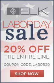 ELK Labor Day Sale | 20% off The ENTIRE Line