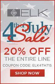 Save 20% on ELK Lighting!