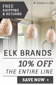 ELK Brands | 10% Off the Entire Line