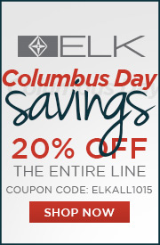 ELK | 20% off the ENTIRE line!