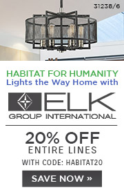 Habitat for Humanity | Elk Group International | 20% Off the Entire Line | With Code: HABITAT20 | Save Now