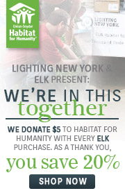 ELK | Habitat for Humanity | 20% OFF The Entire Line | with code: ELK918