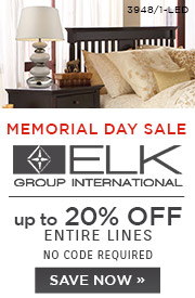 Memorial Day | Elk Group International | up to 25% Off the Entire Line | No Code Required | Save Now