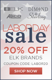 ELK BRANDS Labor Day Sale | 20% off The ENTIRE Lines
