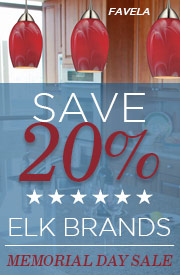 ELK Brands | Memorial Day Sale | 20% Off Entire Lines