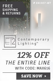 ET2 Lighting | 12% Off the Entire Line