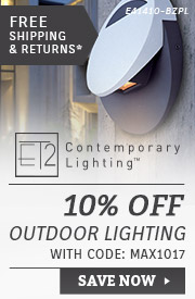 ET2 | 10% OFF Outdoor Lighting