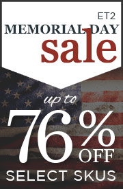 up to 76% Off Over 225 Items!