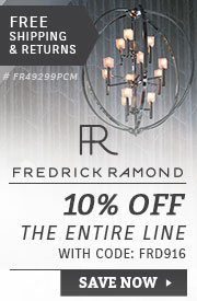 Fredrick Ramond | 10% Off the Entire Line