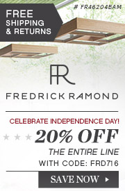Fredrick Ramond | 4th of July Sale | 20% Off the Entire Line