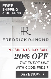 Fredrick Ramond | Presidents' Day Sale | 20% Off the Entire Line