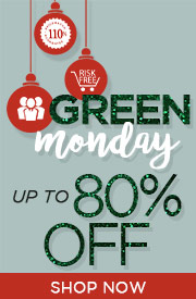 Green Monday | Shop LNY for up to 80% OFF!