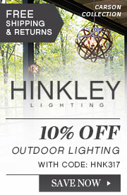 Hinkley | 10% Off Outdoor Lighting
