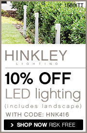 Hinkley Lighting | 10% Off LED